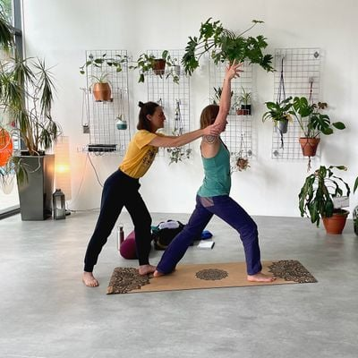 Adjustments An introduction and refresher for yoga teachers