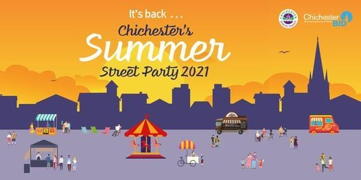 Chichester Summer Street Party, 26 August | Event in Chichester | AllEvents.in