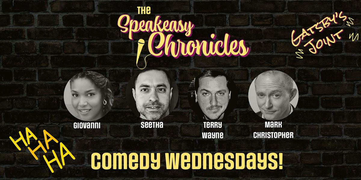Comedy Wednesdays at Gatsby's Joint! | Event in Fort Lauderdale | AllEvents.in