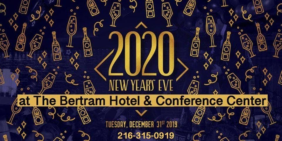 New Years Eve Cleveland at The Bertram Hotel & Conference ...