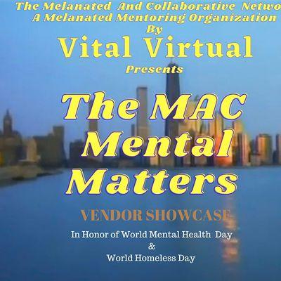 The MAC Mental Matters  Vendor Showcase