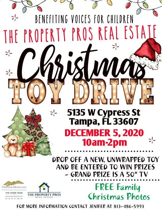 Voices Of Christmas 2020 Az Christmas Toy Drive   Benefiting Voices For Children, 5135 W