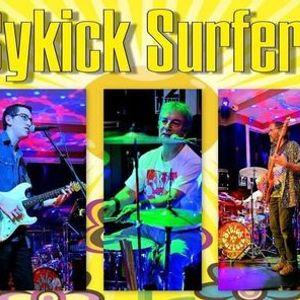Sykick Surfers - The Ironmaster - Fareham