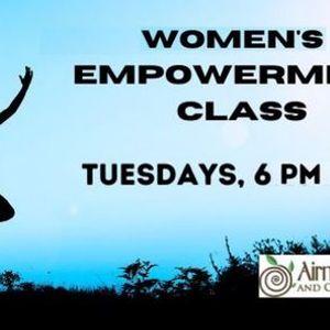 Virtual WOMENs EMPOWERMENT class