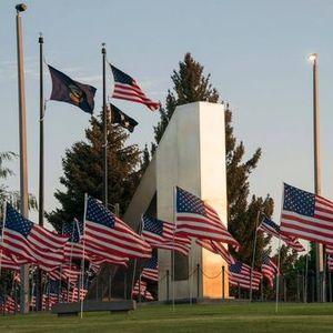Idaho Falls ID 2021  9th Annual Field of Honor