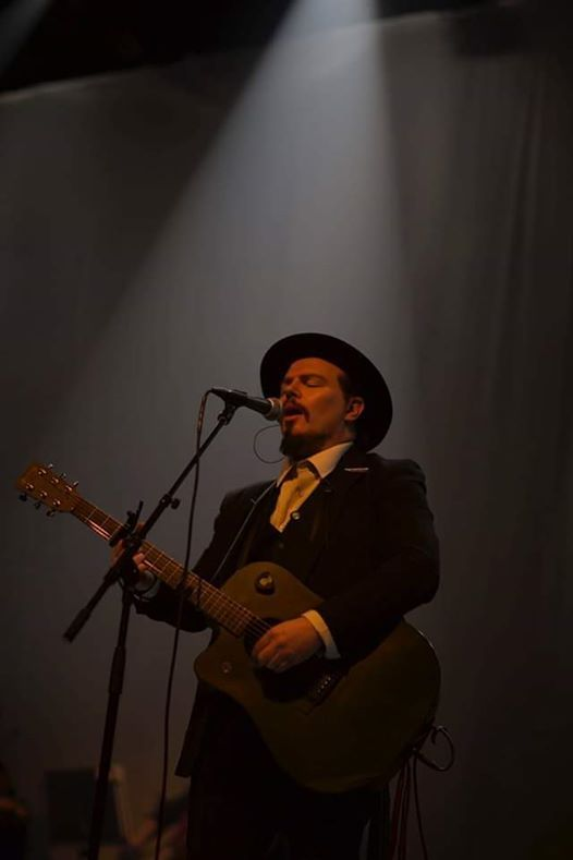 SOLD OUT Fri 24th Apr An Evening With Jack Lukeman