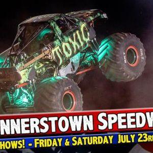 All Star Monster Trucks - Jennerstown PA