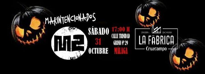 Marintencionados en concierto, 31 October | Event in Malaga | AllEvents.in
