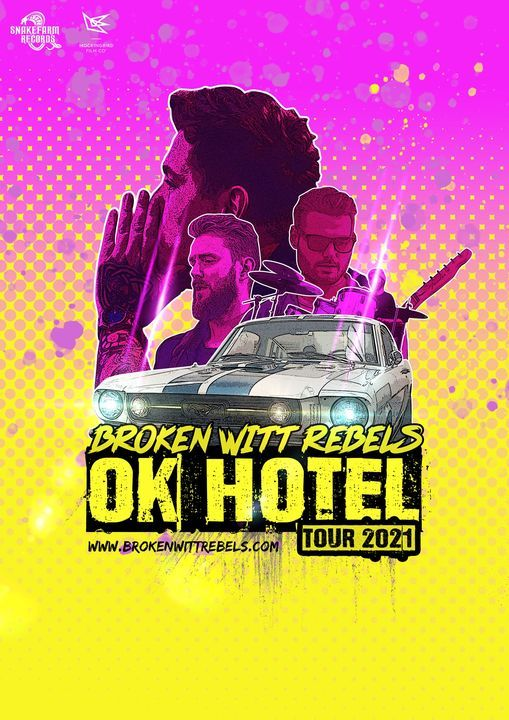 Broken Witt Rebels, 8 January | Event in Norwich | AllEvents.in