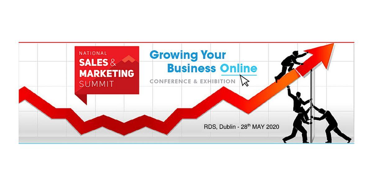 National Sales & Marketing Summit, 14 April | Event in Ballsbridge | AllEvents.in