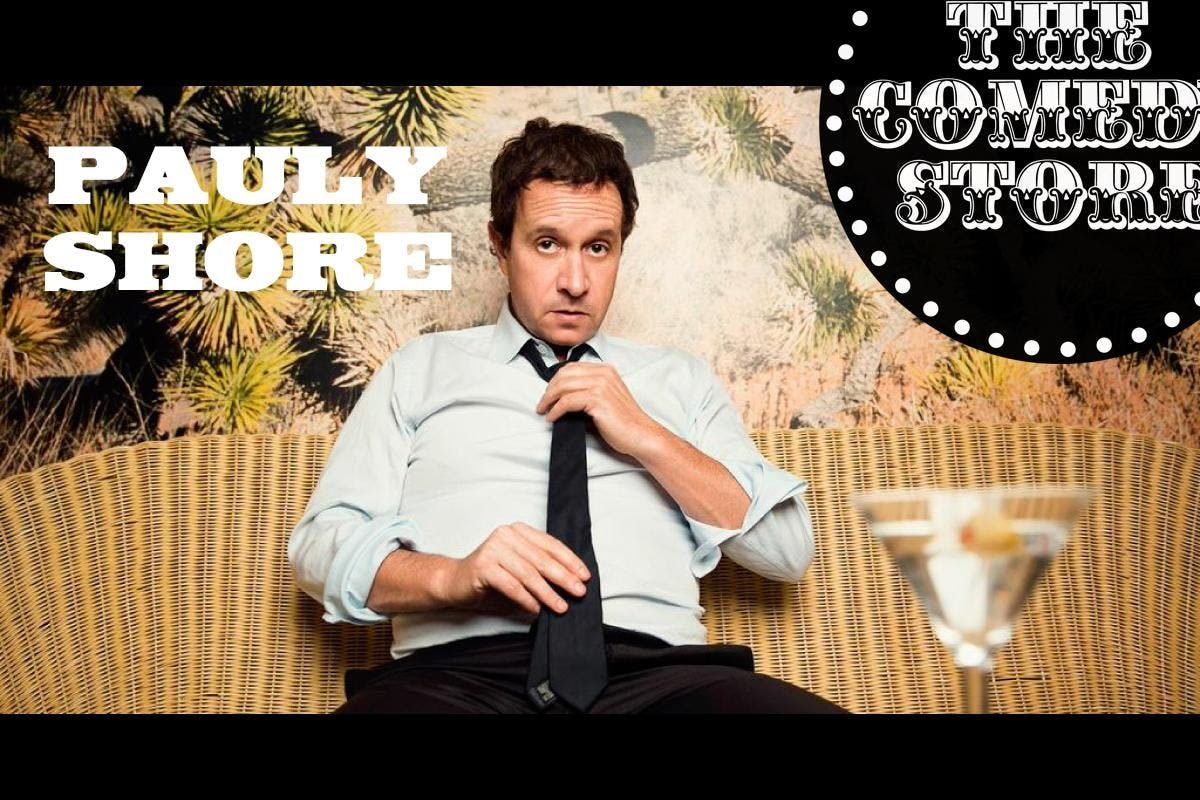 Pauly Shore - Friday - 730pm