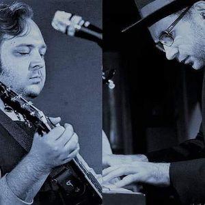 John Brennan Blues Duo at 1675 Spirits