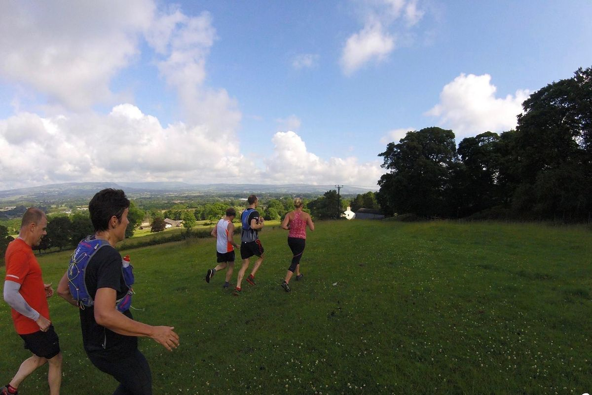 Love Trail Running Taster Whalley (10km)