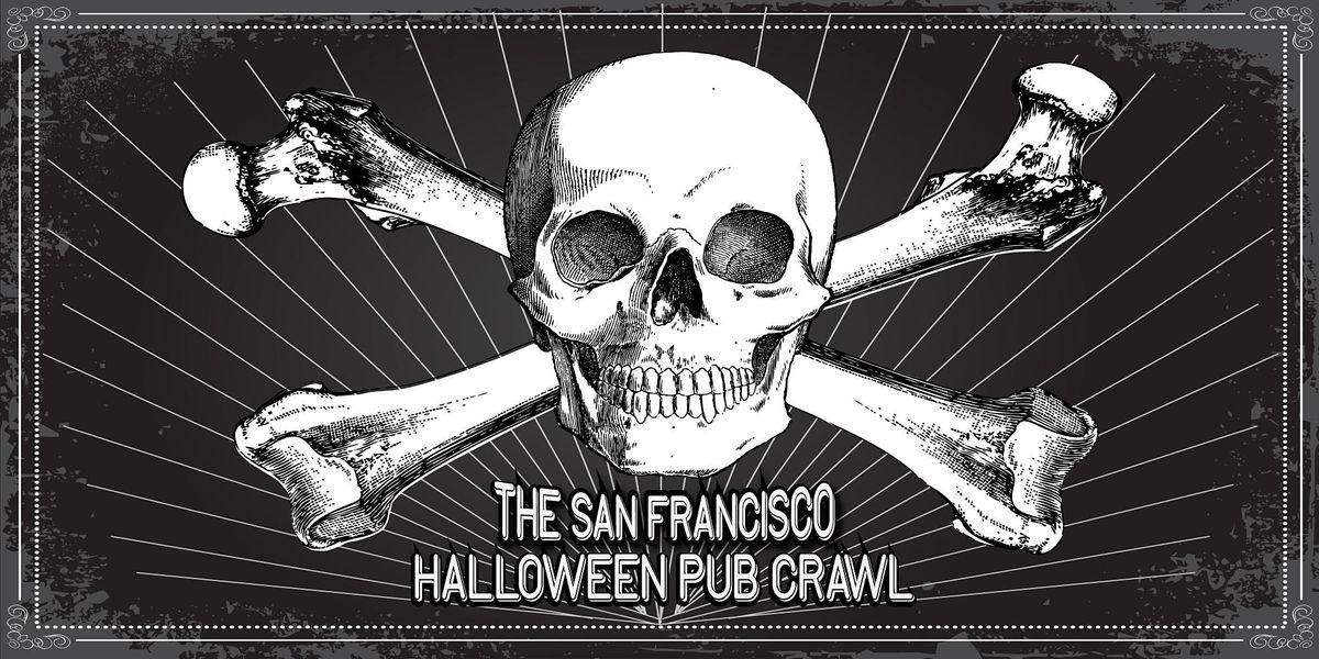 The San Francisco Halloween Pub Crawl