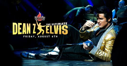 """Dean Z - The Ultimate Elvis - Star of the hit tour """"Elvis Lives"""", 6 August   Event in The Colony   AllEvents.in"""
