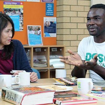 English Conversation Classes - Coolbellup - Adult Program