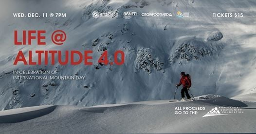 Life at Altitude 4.0 - with Ian Welsted and Greg Hill