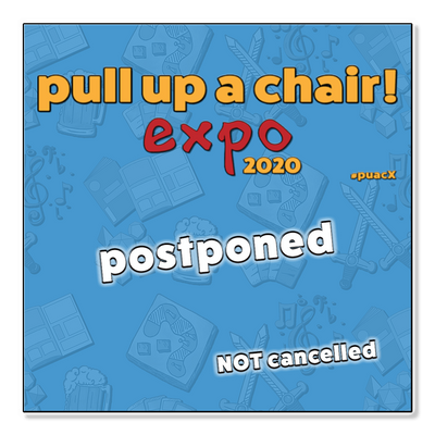pull up a chair eXpo 2020