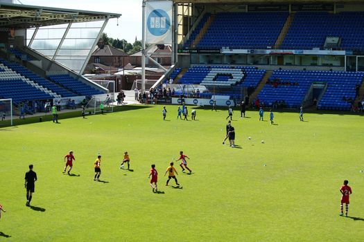 Peterborough United FC Play on the Pitch 2021 Junior Tournament, 30 May | Event in Peterborough | AllEvents.in