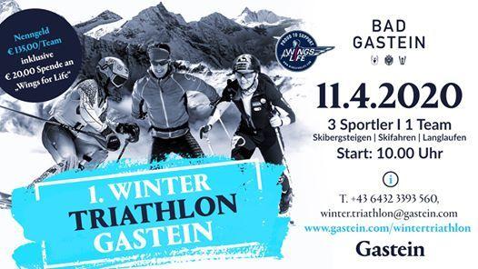 Winter Triathlon Gastein