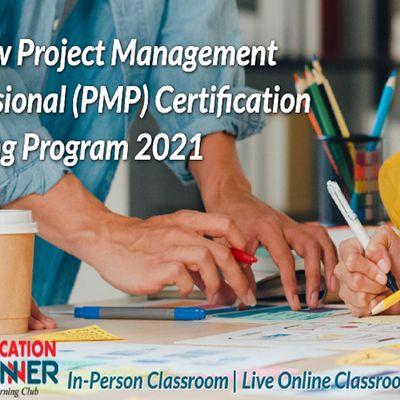 New Exam Pattern PMP Training in Edmonton