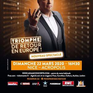 Messmer  Nice  22 Mars 2020