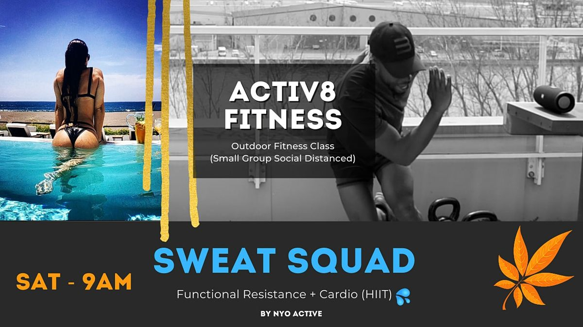 Sweat Squad   Event in Toronto   AllEvents.in