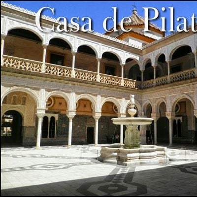 Casa Pilatos Visita Guiada
