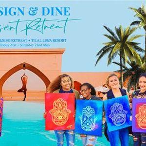 Design & Dine - Desert Retreat