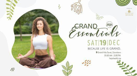 Heya's Grand Essentials, 19 December | Event in Helwan | AllEvents.in