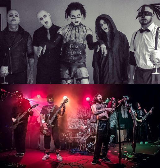 Spouky Kids and Korn Again live at The Underworld Camden