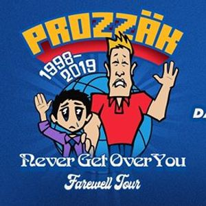 Prozzk at Danforth Music Hall  Nov 30