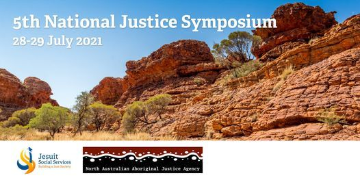 5th National Justice Symposium, 28 July | Event in Alice Springs | AllEvents.in