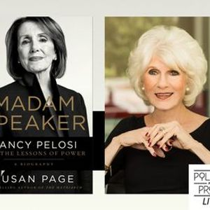 P&P Live Susan Page  Madame Speaker with Diane Rehm