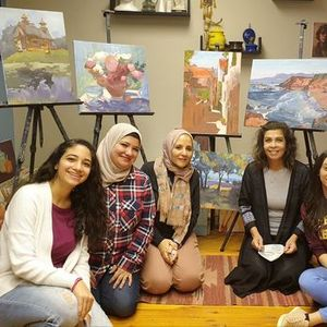 Oil Painting Course (45 Hrs.)
