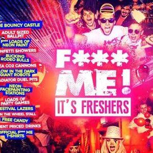 FK ME Its Freshers  Derby Freshers 2021