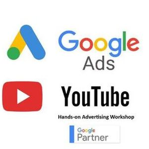 Google Ads & YouTube (Online One to One Coaching)