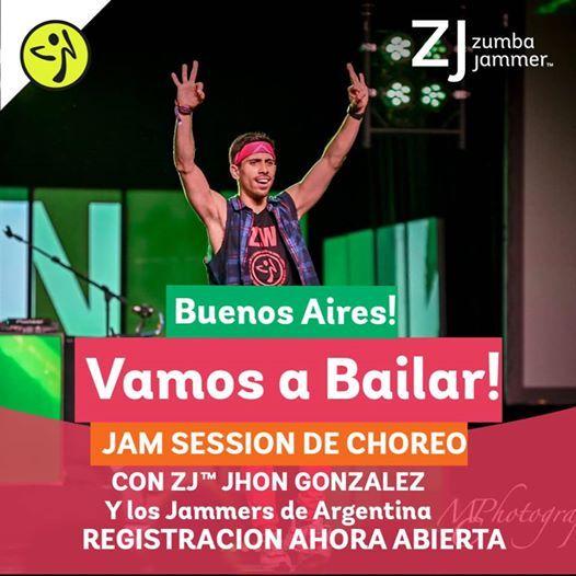 ZIN Jam Session Especial Con Jhon y Los Jammers de Argentina