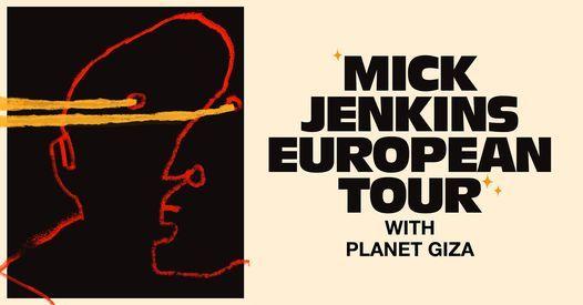 Mick Jenkins   Nalen, Stockholm, 10 December   Event in Stockholm   AllEvents.in
