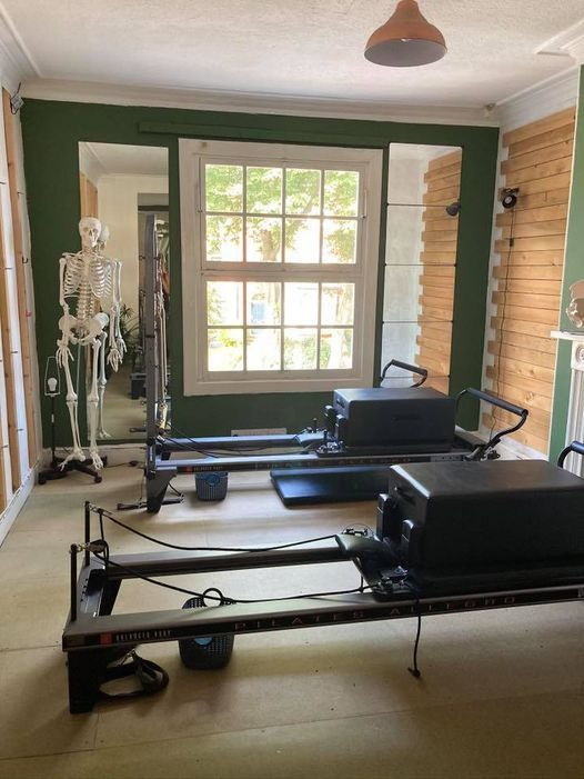 New Studio Class with Ria Friday 130pm Reformer Pilates