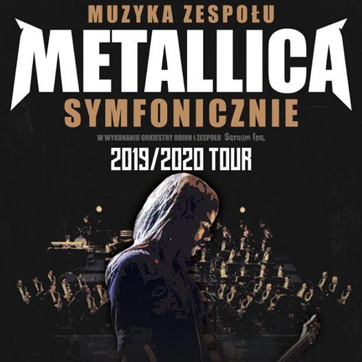 Metallica symfonicznie w Bydgoszczy