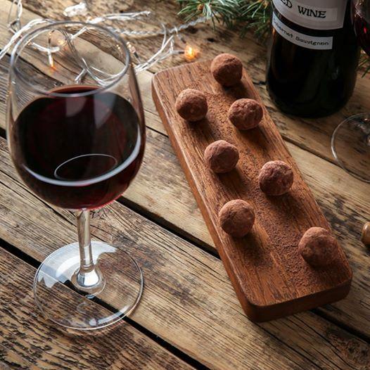 Soire nologie vins & chocolats  Complte