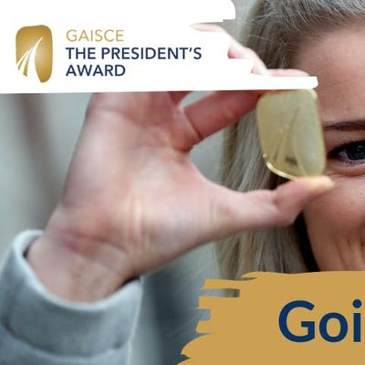 Going for Gold -Gaisce Gold Award Information Session-Cork