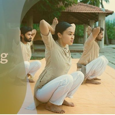 Yoga For Wellbeing Free Webinar