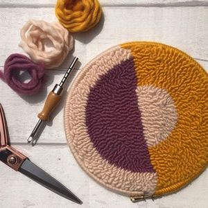 Punch Needle Workshop with The Crafthood