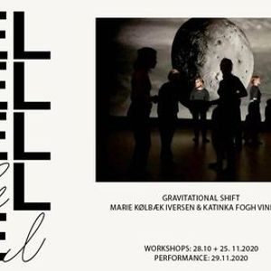 ARI. Public events Gravitational Shift workshops and performance