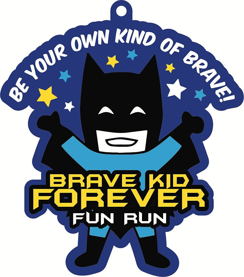 2021 Brave Kid Forever 1/2 M 1M 5K 10K -Participate from Home. Save $3, 24 September | Event in Grand Rapids