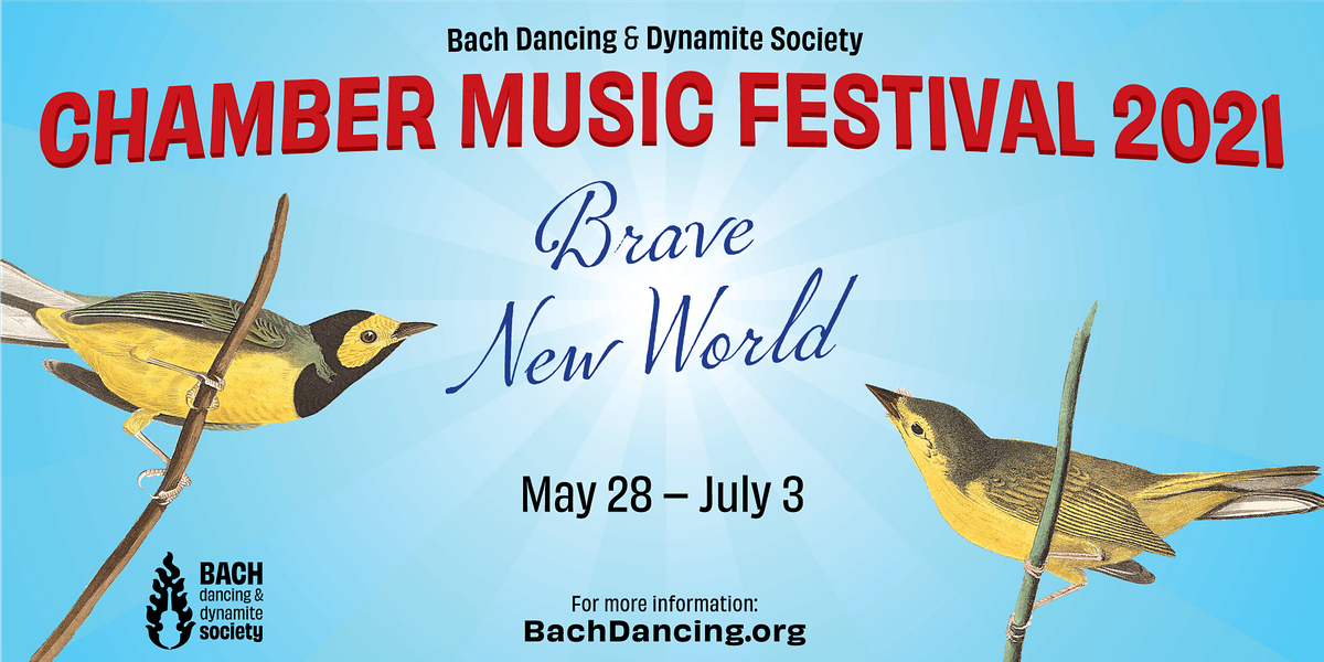 SERIES TICKET: BRAVE NEW WORLD - All Four Concerts On Demand   Online Event   AllEvents.in