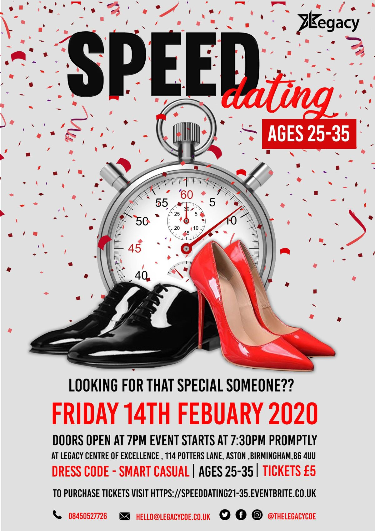 Speed dating leicestershire uk
