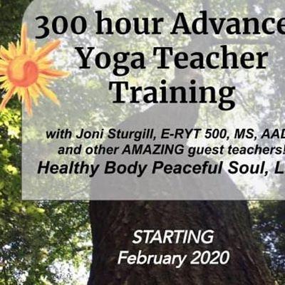 300 hour mindful yoga teacher training